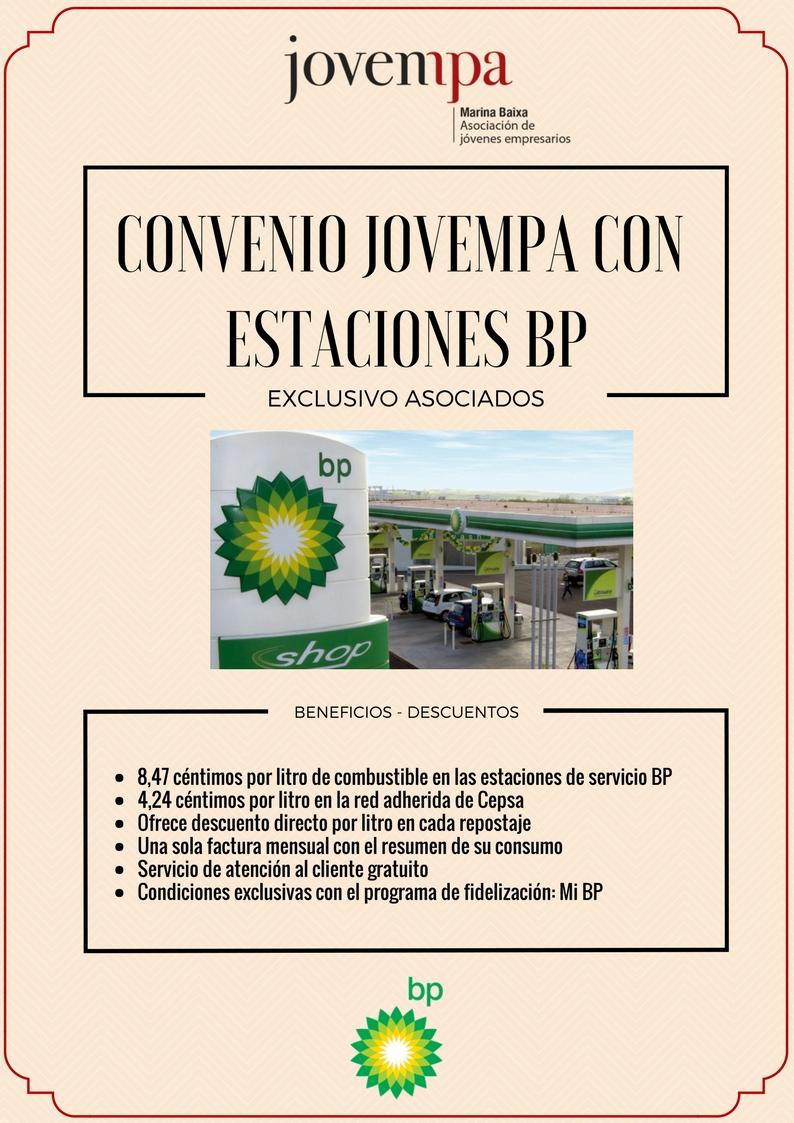 convenio Jovempa y BP